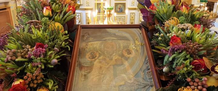 19.12.18 — Престольный праздник.