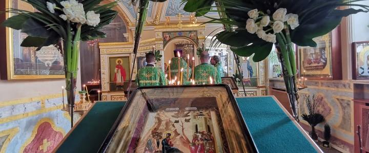 21.04.09 — Вход Господень в Иерусалим.