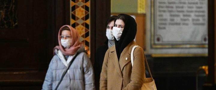 Пандемия коронавируса, меры профилактики и отношение Церкви
